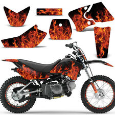 Graphic Kit for Yamaha TTR90 E TTR 90 Dirt Bike Stickers MX Decals 00-07 ICE ORG