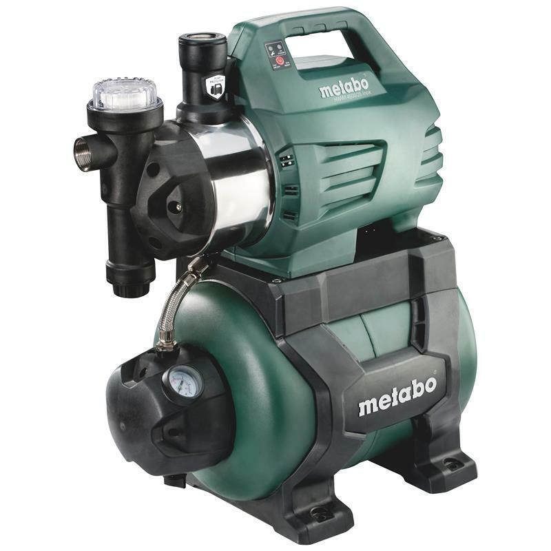 Metabo Pompa Domestica Hwwi 4500 25 Inox Acciaio Inox Irrigazione Promuovere