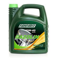 10 LITER FANFARO GAZOLIN 10W40 API SG/CD MOTORÖL FÜR LPG / CNG AUTOGAS (2X5L)