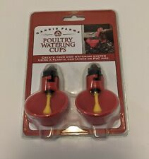 Harris Farms Poultry Watering Cups