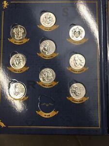Mini medaille harry potter Monnaie De Paris Album Collection Complete