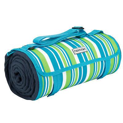 Razionale Anndora Picnic Coperta 150x200cm Scuro Blu Picnic-blanket Coperta Spiaggia Campeggio- Prestazioni Affidabili