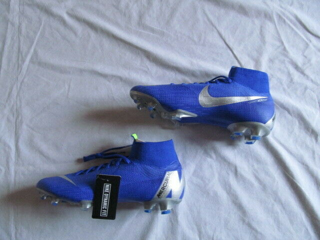 Nike Superfly 6 Elite  FG ACC AH7365 400  man blueee  cleats shoes Brand New  275