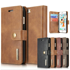 for-iPhone-Xs-Max-Xr-X-7-8Plus-Case-Cover-Leather-Removable-Wallet-Magnetic-Flip