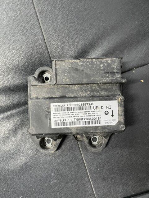 Genuine Chrysler 5026017AG Electrical Parking Assist Module