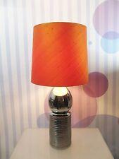 RARO 70er anni Lampada tavolo lampada da tavolo table lamp 70s