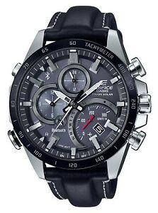CASIO-EDIFICE-EQB-501XBL-1AJF-Smartphone-Link-Model-Men-039-s-Watch-New-in-Box