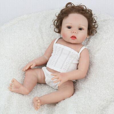 18 '' corpo pieno in silicone per bambole con reborn corpo neonato