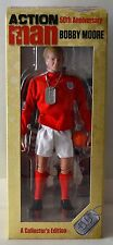 Action Man 50th Anniversary AM718 Bobby Moore 1:18th Scale Figure Ltd Edition