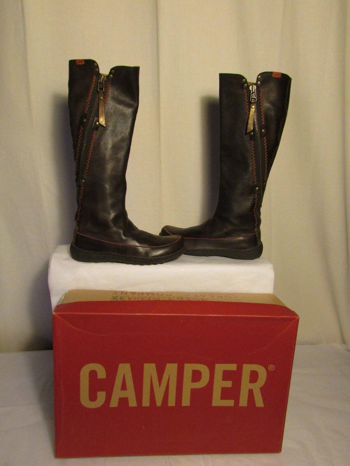 stiefel camper camper camper leder braun 38 b69537