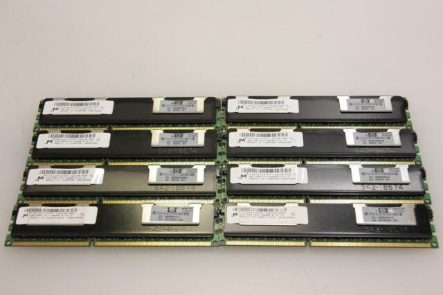 Micron 16GB PC3-12800 DDR3-1600 ECC Reg SoDimm MT36KSS2G72RHZ-1G6E1 4RX8 Server