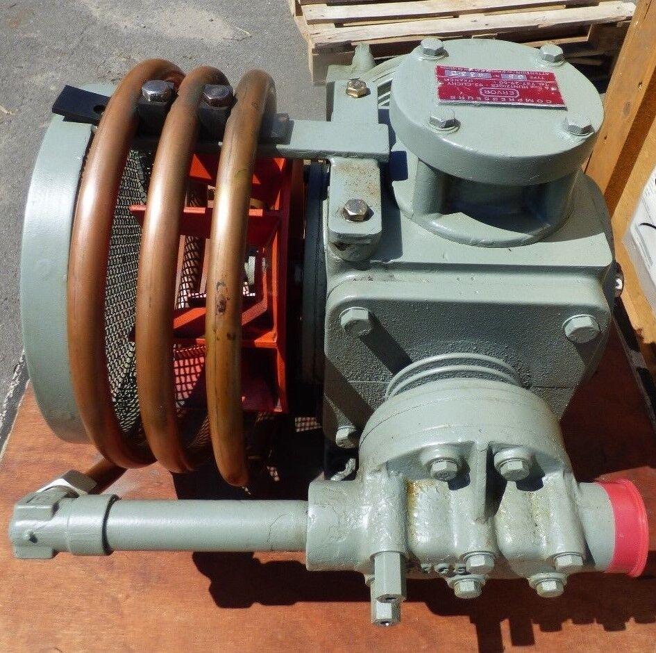 ERVOR G05 Kompressor Schiff Schiffskompressor Marine Starting Air Air Starting Compressor Luf 060f95
