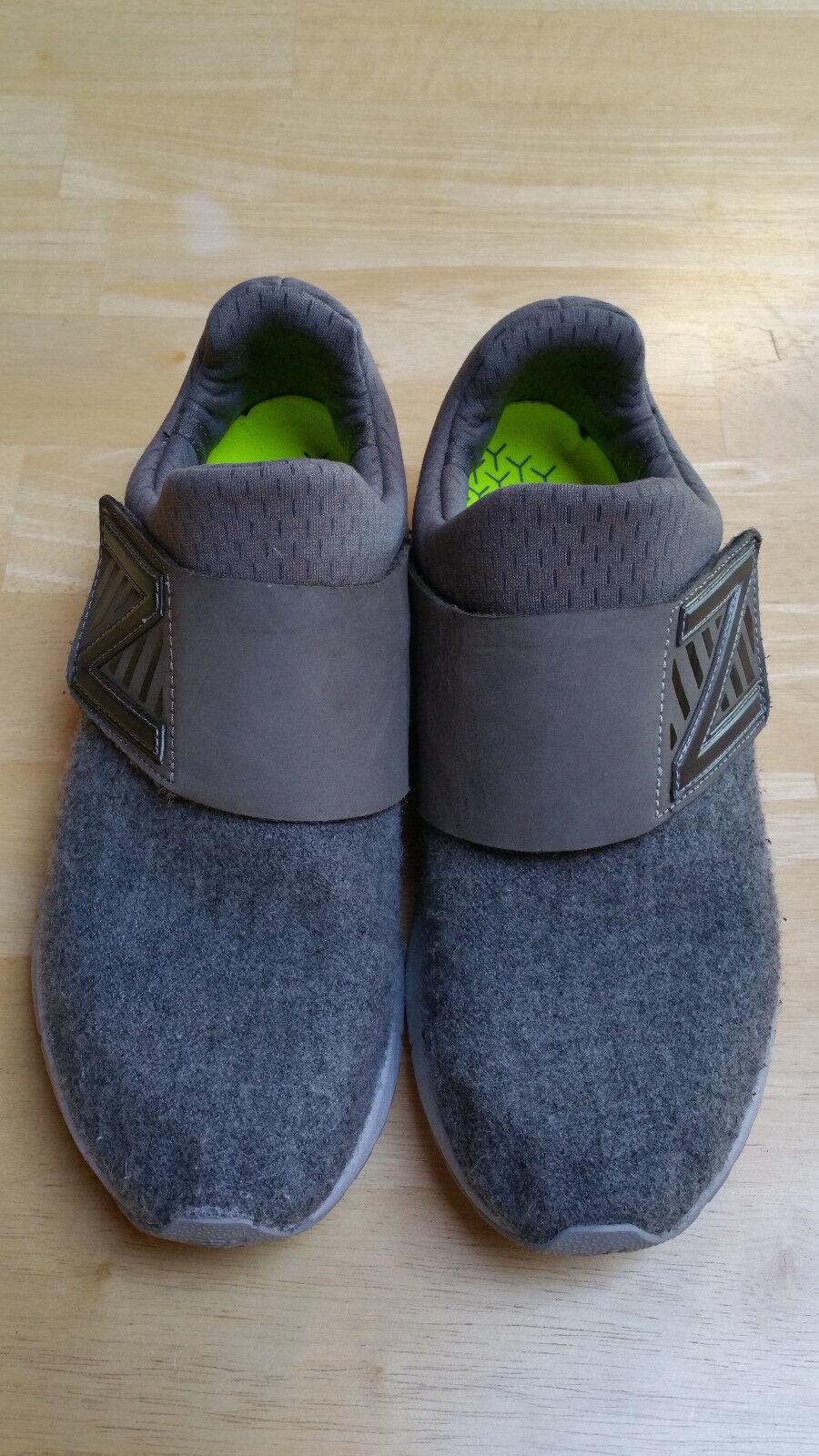 100 New Balance Men Vazee Rush Wool MLRUSHVJ gray men's size 10