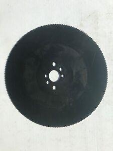 315mm x 2.5 x 40-136 Teeth Cold Saw Blade TiN Coated