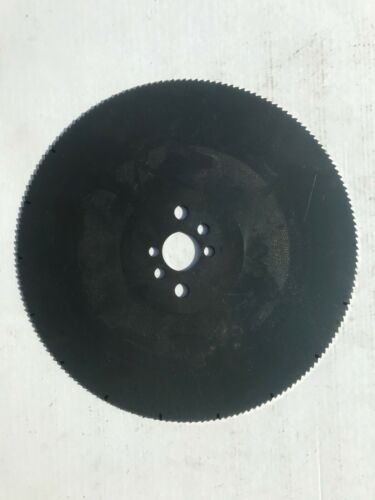 HSS DMo5 275mm x 2.5 x 32 Cold Saw Blade Tooth Count 220