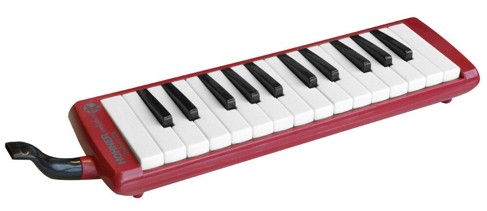 HOHNER Melodica Student 26 RD Melodica inkl. Etui