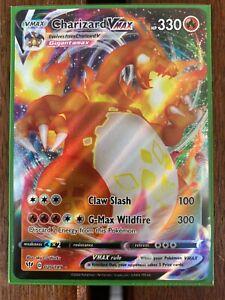 Pokemon-Card-CHARIZARD-VMAX-Ultra-Rare-020-189-DARKNESS-ABLAZE-MINT-20-189