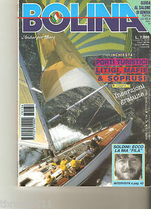 Ambitieux Bolina - Ottobre 1997 - N.136 Blanc Pur Et Translucide