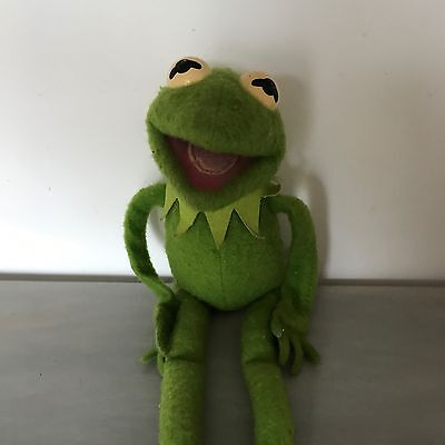 Vintage 1976 Jim Henson / Fisher Price, Kermit The Frog, The Muppets #850
