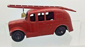 DINKY TOYS aerodinamico Autopompa POST War DINKY TOYS Veicoli di emergenza