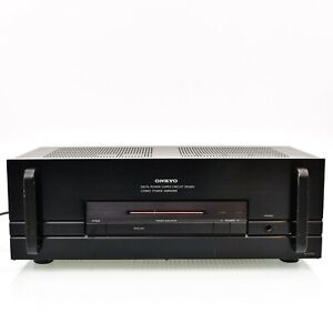 Onkyo-Delta-Supply-Circuit-Stereo-Power-Amplifier-M-5150-Made-in-Japan
