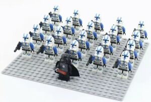 20x-501st-Clone-Troopers-Mini-Figures-LEGO-STAR-WARS-Compatible