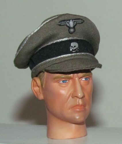 "Élite allemande WWII Infanterie n.c.o feldmutz /""BROYEUR/"" Cap"