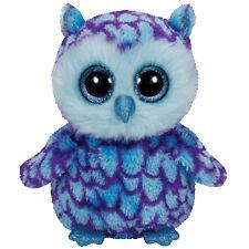 031ed53c09f Pinky Owl Beanie Boo Medium Bird Stuffed Animal by Ty 36994 for sale ...