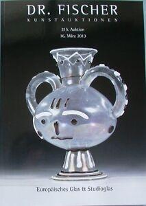 215-Aukt-Kat-Europ-Glas-Studioglas-17-20-Jh-Preise-Murano-Haida-Loetz