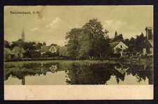 95866 AK Reichenbach Ostpreußen Kr. Pr. Holland 1912 Althof Dorfteich Kirche