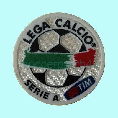 Calcio Serie A 2005 08 Patch Flock Ac Milan Juventus Inter Milan Soccer Badge Ebay