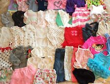 Great 38 Piece Lot Of Baby Girl Clothes 6-9 Months