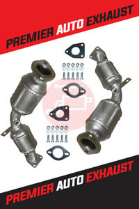 fits/>Infinite FX35 G35 M35//Nissan 350Z coup only P//side Catalytic converter