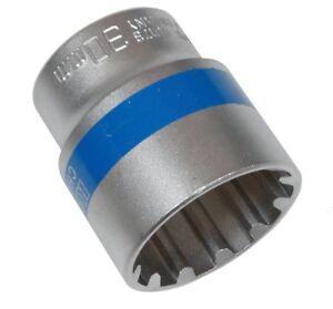 Douille De Vissage Polygonale 12 Pans Carré 1/2 30mm Crv - C2198 ChronoméTrage Ponctuel