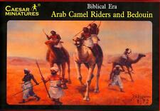 Caesar Miniatures ARAB CAMEL RIDERS AND BEDOUINS Figure Set