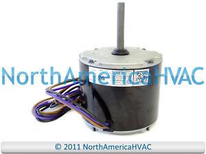 oem goodman amana janitrol condenser fan motor 1 4hp 230vimage is loading oem goodman amana janitrol condenser fan motor 1