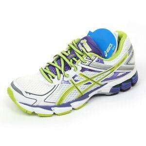 d4b2178107dca C5700 sneaker donna ASICS GEL GT 1000 2 scarpa bianco lime viola ...