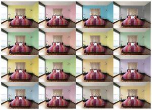 Idropittura Pittura Murale Lavabile Colorata Ipiv Giada 4 5lt Anche Con Glitter Ebay