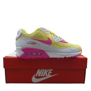 Details about Women's Nike Air Max 90 Hyperfuse ID Hot Pink NIKEid Air Max sz 5.5 * 822578 997