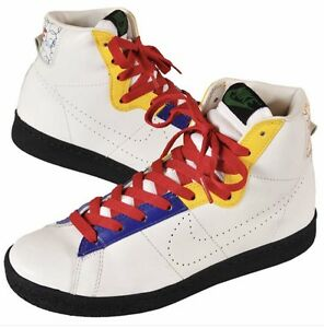 new styles 34711 04435 Image is loading DS-WOMENS-NIKE-RECOGNITION-HIGH-318634-131-White-