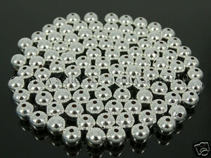Wholesale-Silver-Plated-Over-Copper-Round-Beads-4mm-6mm-8mm-10mm-12mm-14mm-16mm