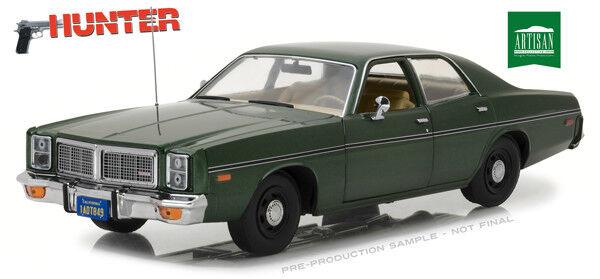 Dodge Monaco  Hunter T.V Series - 1984-1991 1 18 Scale By Greenlight GL19045