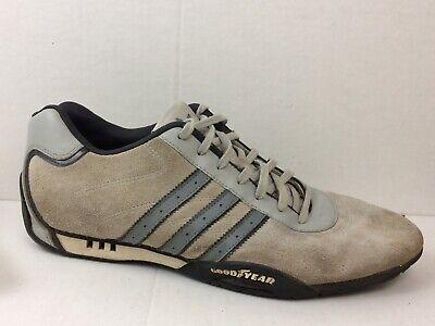 Proverbio Estado Penetrar  Adidas Adi Racer Low Goodyear Racing Conducción Zapatos para hombre 12 M  Art #7486570 Gamuza | eBay