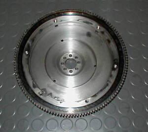 Schwungrad-Schwungscheibe-Cromo-8-Stift-200mm-fuer-VW-Kaefer-Typ-1-Limbach