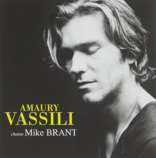 VASSILI,AMAURY-AMAURY VASSILI CHANTE MIKE BRANT (HK)  CD NEW