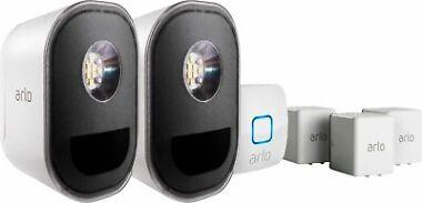 2-Pack Arlo Indoor/Outdoor Smart Home Security Lights