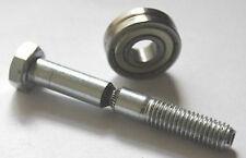 RepRap Hobbed bolt + Grooved Bearing. Wade Mendel Huxlel 3D Printer Extruder