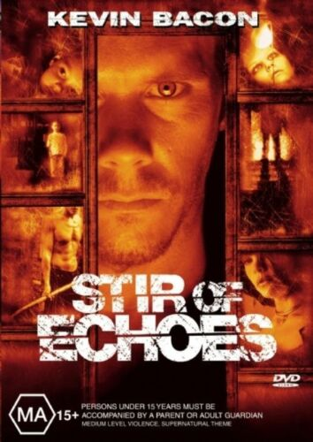 1 of 1 - Stir Of Echoes (DVD, 2004) -- MA15+ R4 Kevin Bacon