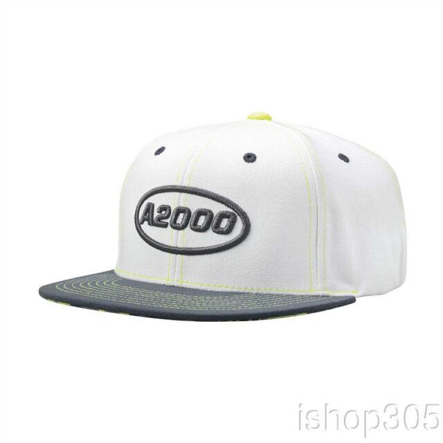 Buy Wilson A2000 Snapback Hat Grey white Wta7100wh Baseball Cap ... c6e9350148b