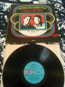 RICARDO-RAY-amp-BOBBY-CRUZ-AGUZATE-LP-ORIGINAL-U-S-ALLEGRE-MONO-LPA-880